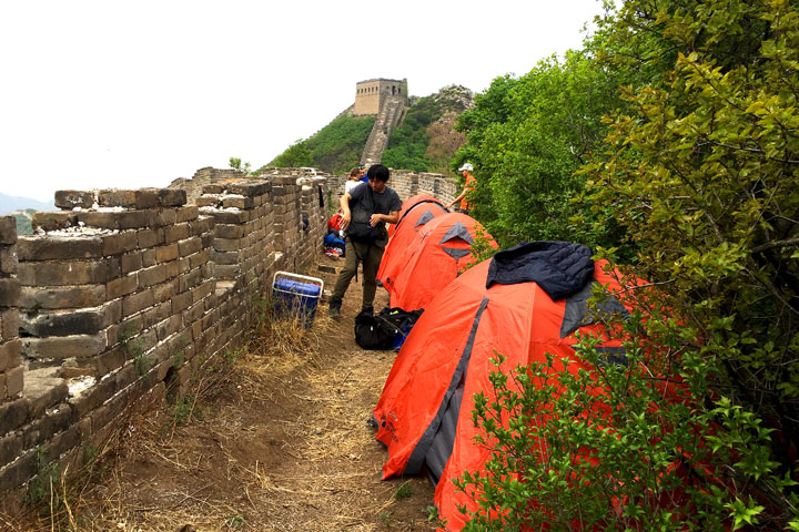 Switchback Great Wall Camping, 2019/05/04 photo #4