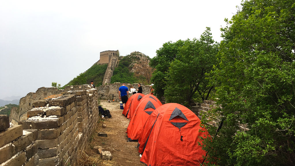 Switchback Great Wall Camping, 2019/05/04