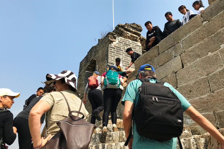 Longquanyu Great Wall to the Little West Lake, 2019/05/04 photo #3