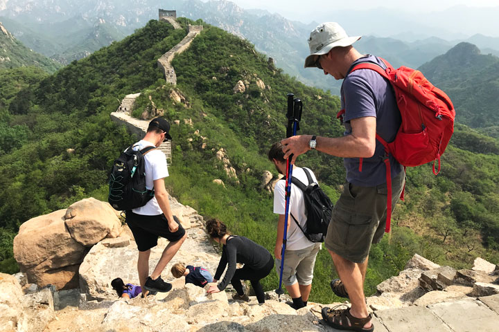 Longquanyu Great Wall to the Little West Lake, 2019/05/04 photo #4