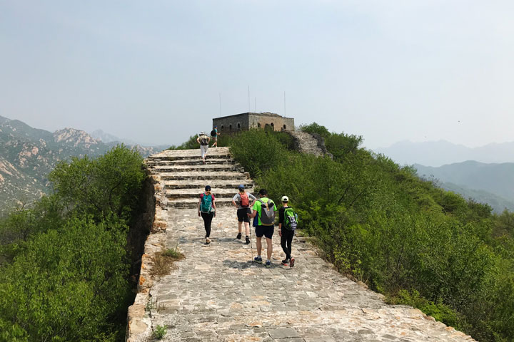 Longquanyu Great Wall to the Little West Lake, 2019/05/04 photo #5
