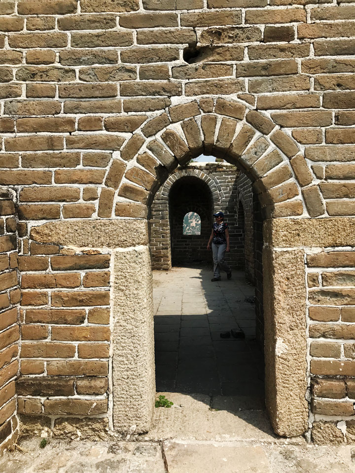 Longquanyu Great Wall to the Little West Lake, 2019/05/04 photo #6