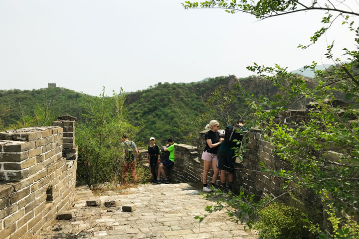 Longquanyu Great Wall to the Little West Lake, 2019/05/04 photo #8