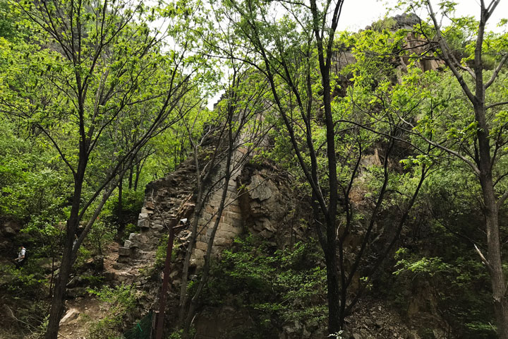 Longquanyu Great Wall to the Little West Lake, 2019/05/04 photo #11