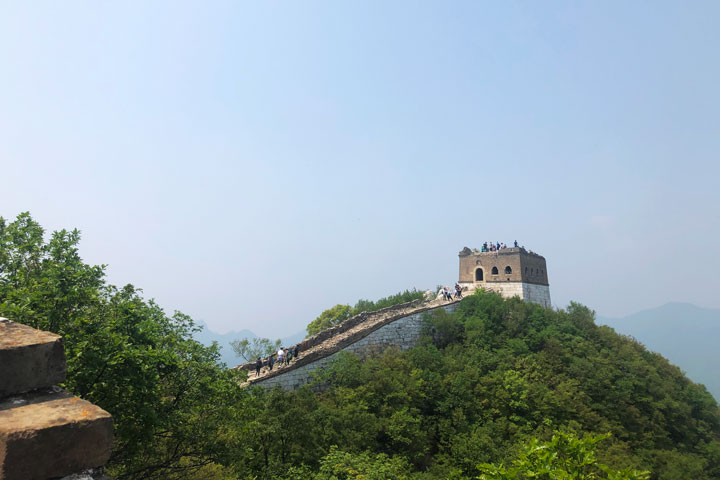Jian kou to Mutianyu Great Wall, 2019/05/11 photo #3