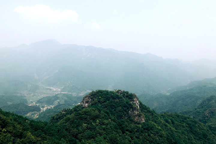 Jian kou to Mutianyu Great Wall, 2019/05/11 photo #5
