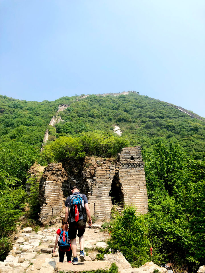 Jian kou to Mutianyu Great Wall, 2019/05/11 photo #7