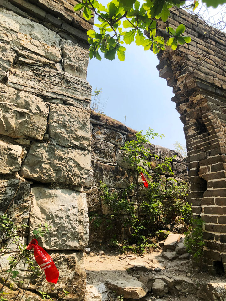 Jian kou to Mutianyu Great Wall, 2019/05/11 photo #8
