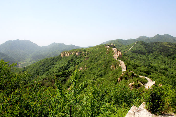 Longquanyu Great Wall to the Little West Lake, 2019/05/16 photo #4
