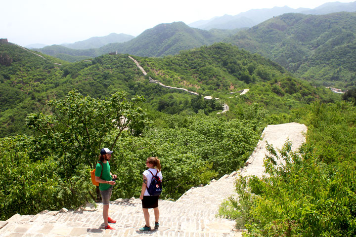 Longquanyu Great Wall to the Little West Lake, 2019/05/16 photo #6