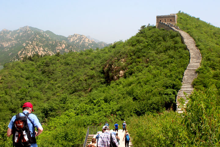 Longquanyu Great Wall to the Little West Lake, 2019/05/16 photo #8