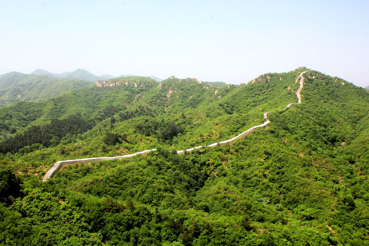 Longquanyu Great Wall to the Little West Lake, 2019/05/16 photo #10