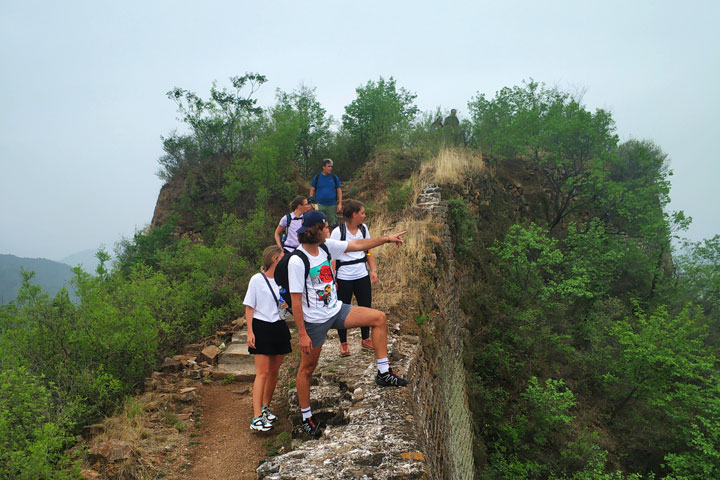 Gubeikou Great Wall and Jinshanling Great Wall Camping, 2019/05/18 photo #1
