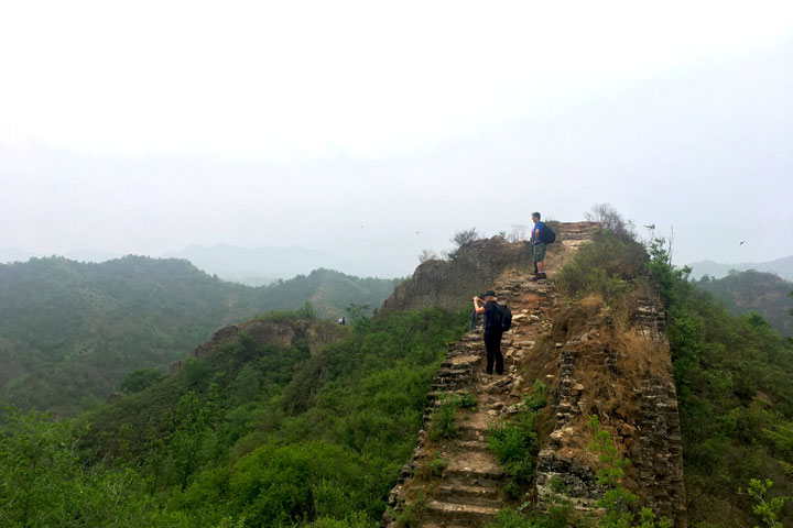 Gubeikou Great Wall and Jinshanling Great Wall Camping, 2019/05/18 photo #3