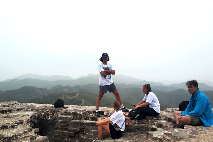 Gubeikou Great Wall and Jinshanling Great Wall Camping, 2019/05/18 photo #8