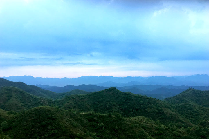 Gubeikou Great Wall and Jinshanling Great Wall Camping, 2019/05/18 photo #11