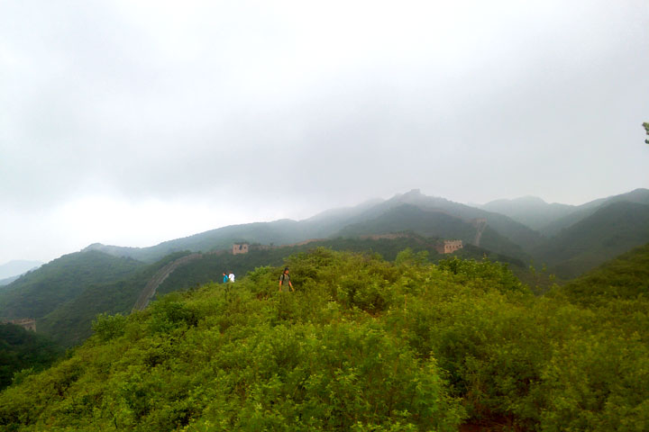 Gubeikou Great Wall and Jinshanling Great Wall Camping, 2019/05/18 photo #14