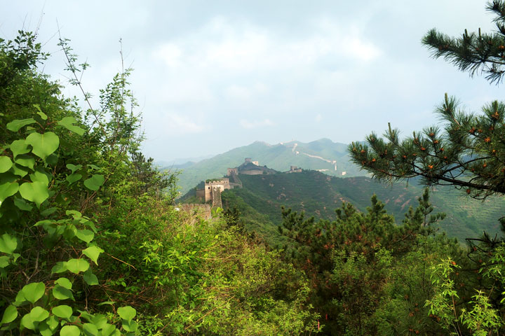 Gubeikou Great Wall and Jinshanling Great Wall Camping, 2019/05/18 photo #17