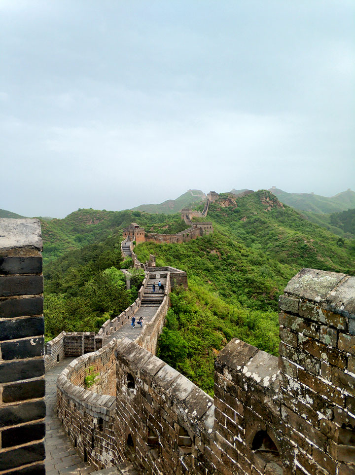 Gubeikou Great Wall and Jinshanling Great Wall Camping, 2019/05/18 photo #20