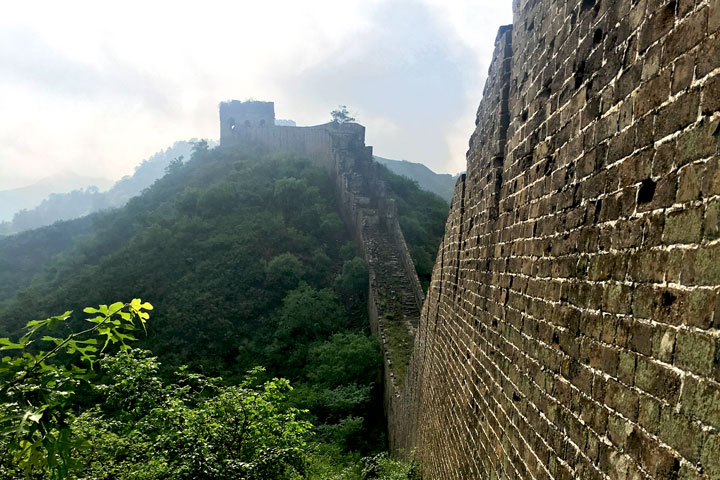 Gubeikou Great Wall and Jinshanling Great Wall Camping, 2019/05/18 photo #21