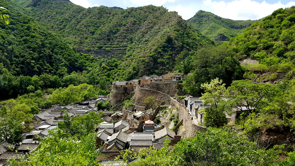 Cuandixia 'Ming Village' day trip, 2019/05/19