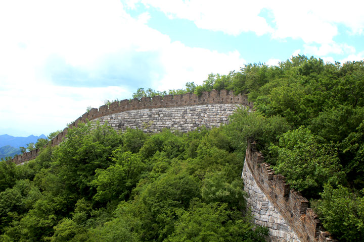 Waste-Free Wall Clean up the Jiankou 'Big West' Great Wall, 2019/05/19 photo #19
