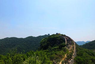 Stone Valley Great Wall , 2019/05/25