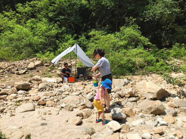 Kids Club at Yunmeng Gorge, 2019/06/02 photo #2