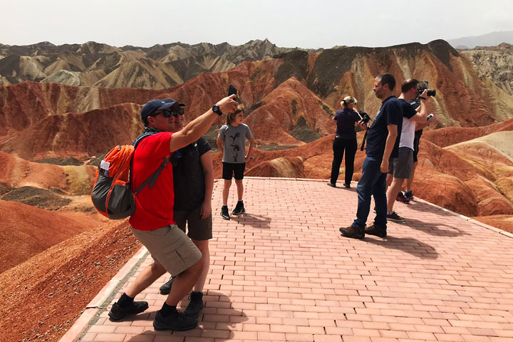 Zhangye Danxia Landform, 2019/06/05 photo #4