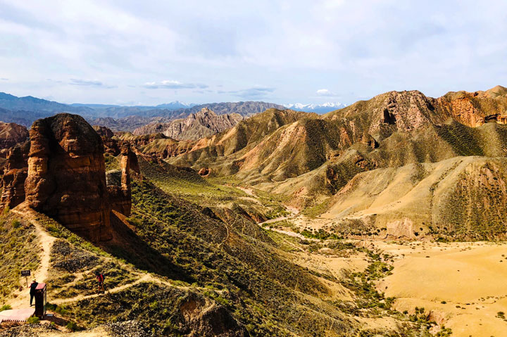 Zhangye Danxia Landform, 2019/06/05 photo #20