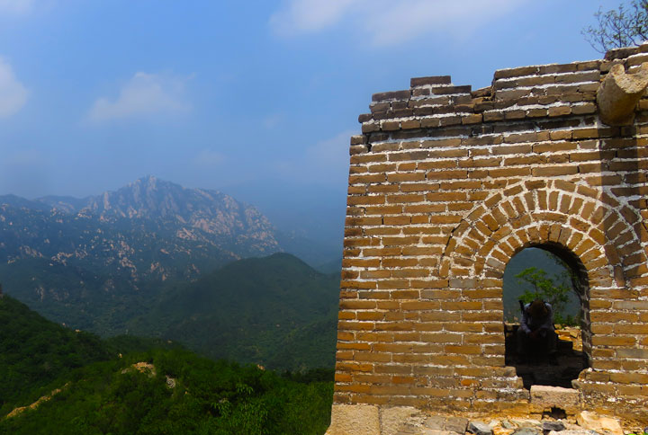 Huanghuacheng Great Wall to the Walled Village, 2019/06/07 photo #7