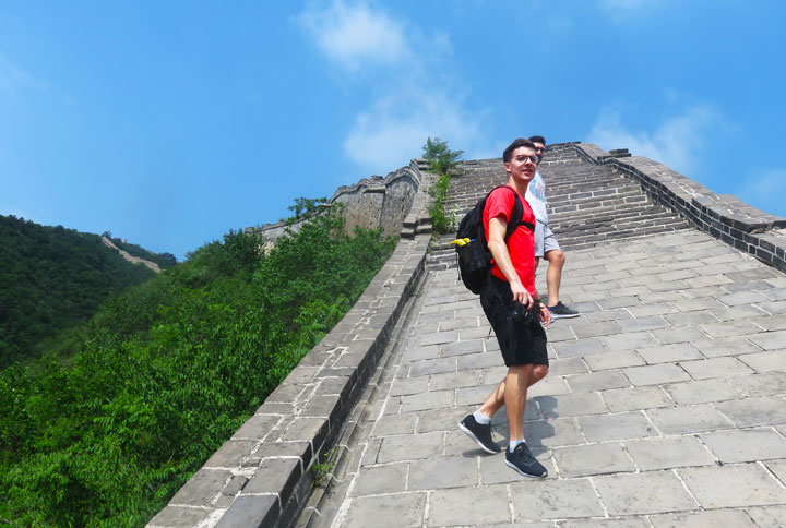 Huanghuacheng Great Wall to the Walled Village, 2019/06/07 photo #12