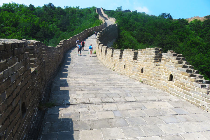 Huanghuacheng Great Wall to the Walled Village, 2019/06/07 photo #15
