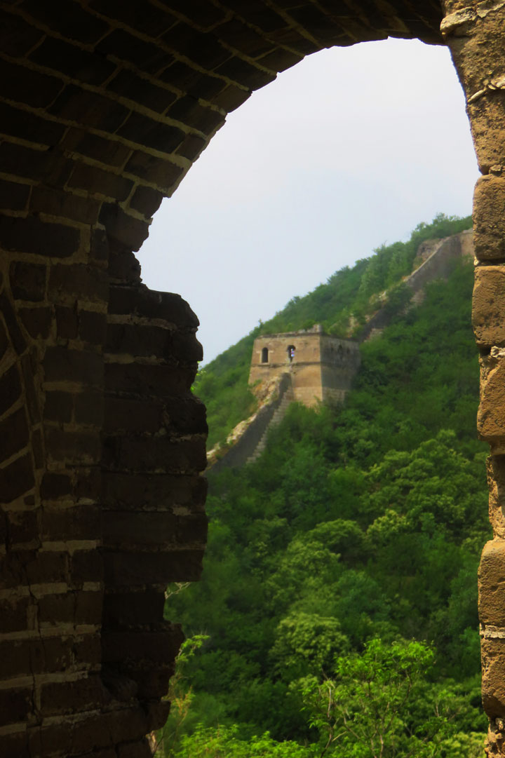 Huanghuacheng Great Wall to the Walled Village, 2019/06/07 photo #17