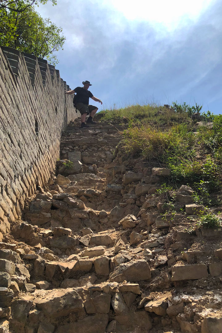 Switchback Great Wall, 2019/06/07 photo #3