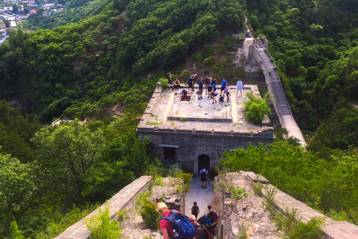 Sunset over the Huanghuacheng Great Wall, 2019/06/09 photo #19