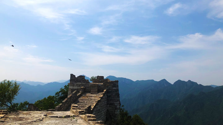 Chinese Knot Great Wall, 2019/06/15 photo #14