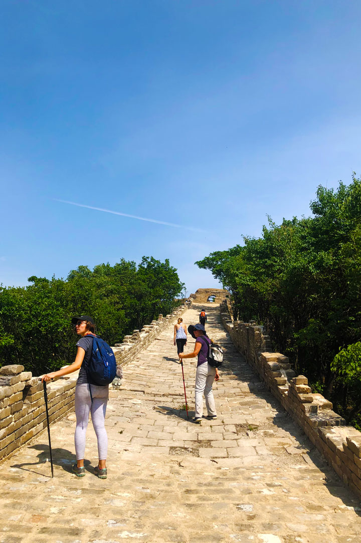 Chinese Knot Great Wall, 2019/06/15 photo #19