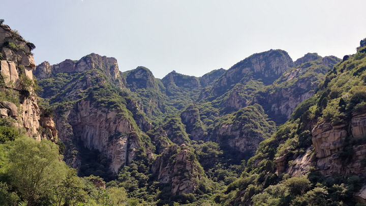 Yunmeng Gorge, 2019/07/14 photo #3