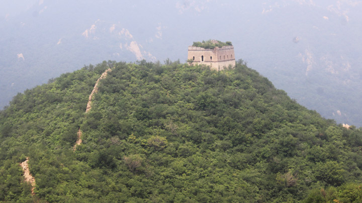 Huanghuacheng Great Wall to the Walled Village, 2019/07/27 photo #13