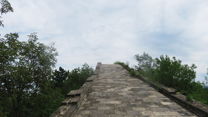 Great Wall: Huanghuacheng to the Walled Village, 2019/08/14 photo #5