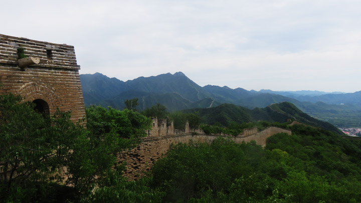 Great Wall: Huanghuacheng to the Walled Village, 2019/08/14 photo #17