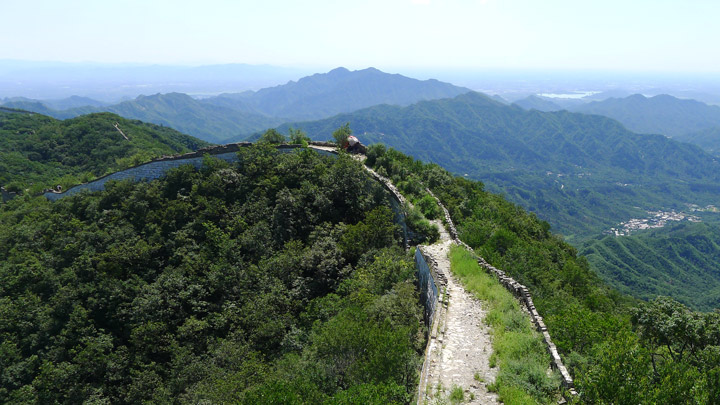 Jiankou to Mutianyu Great Wall, 2019/08/17 photo #1