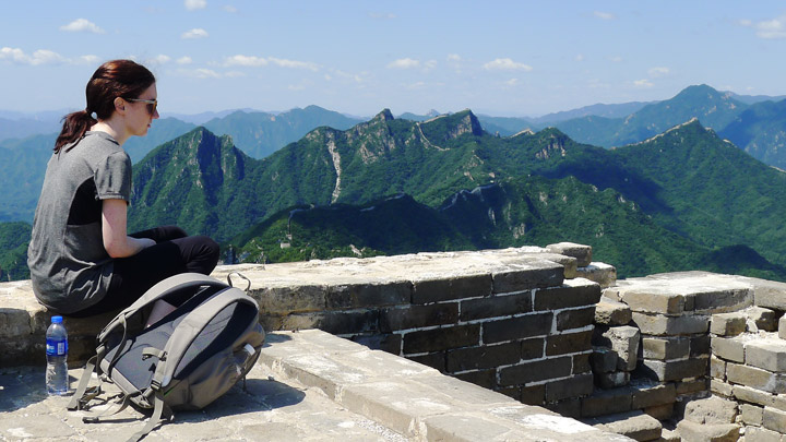 Jiankou to Mutianyu Great Wall, 2019/08/17 photo #2
