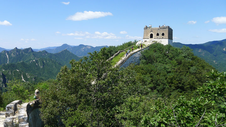 Jiankou to Mutianyu Great Wall, 2019/08/17 photo #3