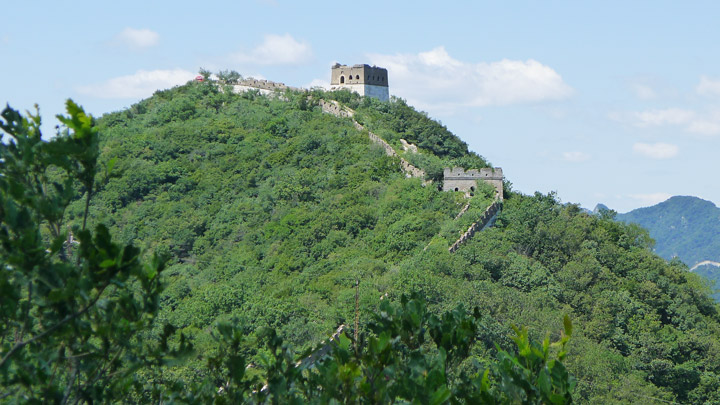 Jiankou to Mutianyu Great Wall, 2019/08/17 photo #6