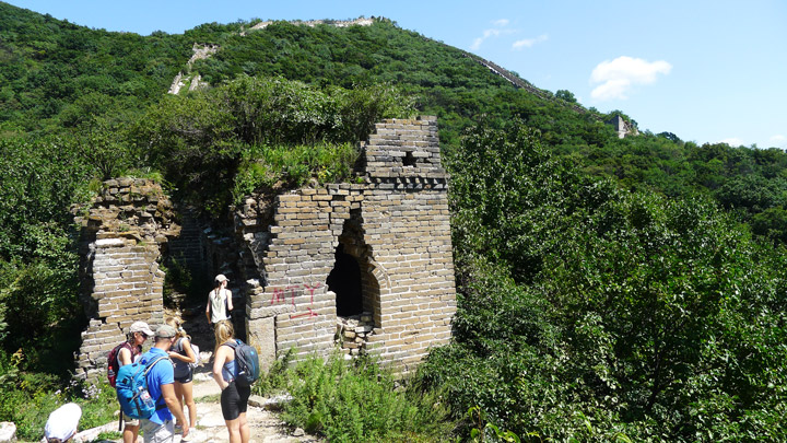Jiankou to Mutianyu Great Wall, 2019/08/17 photo #7