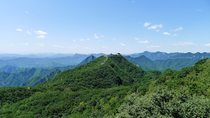 Jiankou to Mutianyu Great Wall, 2019/08/17 photo #9