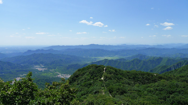 Jiankou to Mutianyu Great Wall, 2019/08/17 photo #10