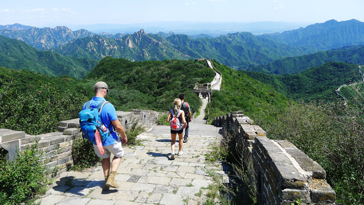 Jiankou to Mutianyu Great Wall, 2019/08/17 photo #16